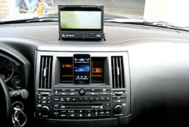 Zenelejátszás az autóban iPod-ról