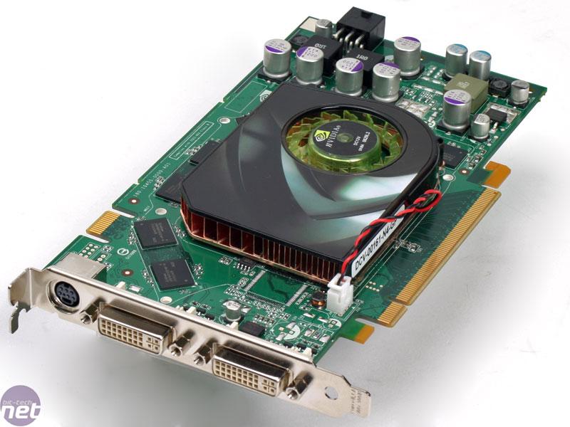Az Nvidia megerősíti középkategóriáját a GeForce 7950GT-vel