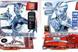 Sapphire X1900GT és X1950XT