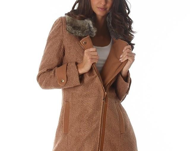 Készülj fel az őszre egy divatos női kabáttal!