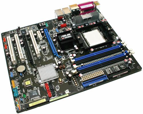 A Crossfire Xpress 3200 az nForce4 SLI x16 kihívója
