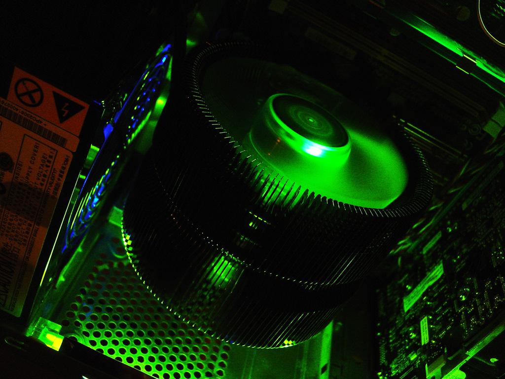 Zalman CNPS9700 LED CPU-hűtő