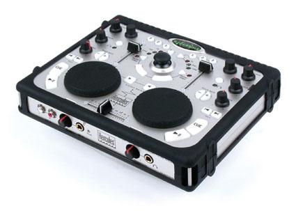 A házibulik sztárja – DJ-hangkártya