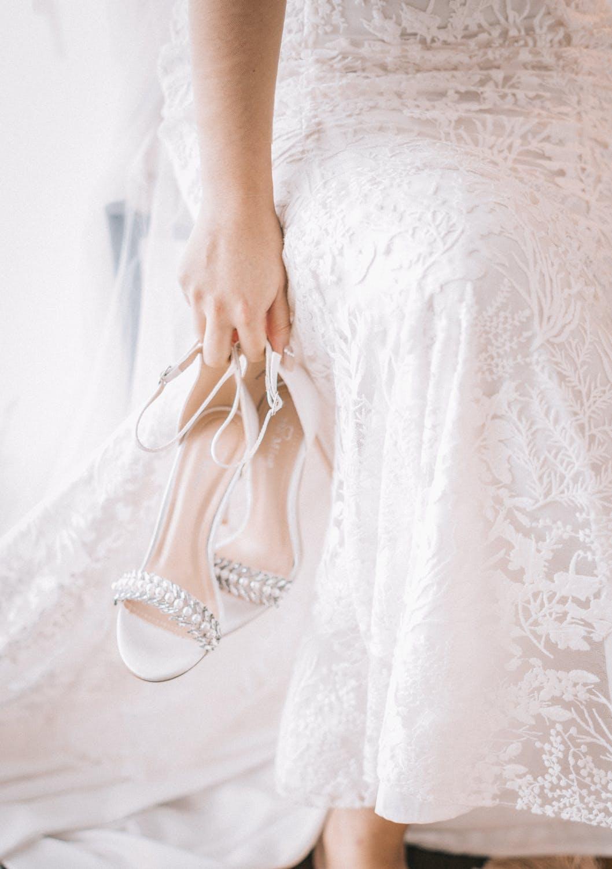 Sosem egyszerű a menyasszonyi ruha vásárlás