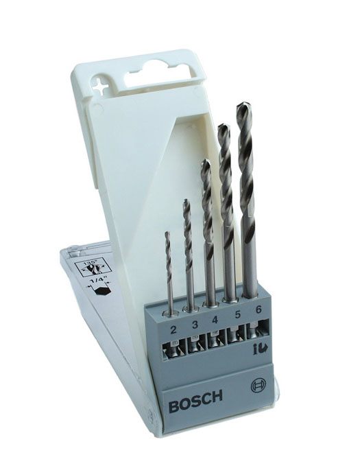 A Bosch beton fúrószár szettel könnyebb a munka
