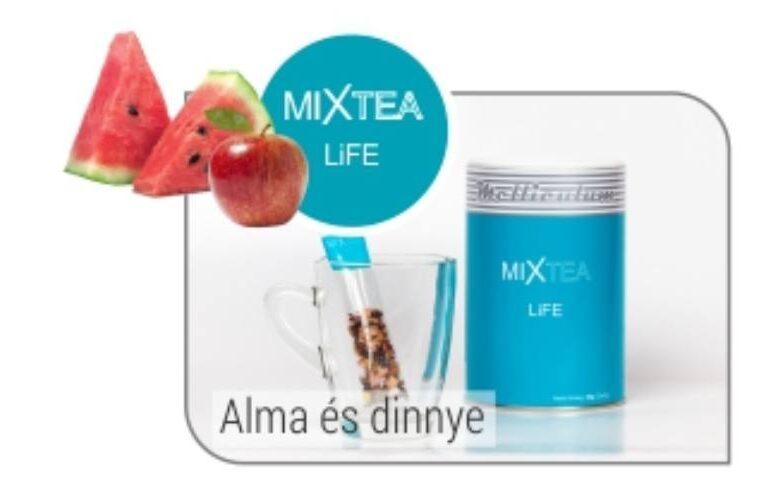 Mixtea, a különleges ízek harmonikus kombinációja egy gyümölcsteában